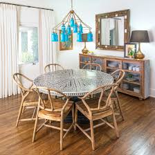 Bernhardt Dining Room Sets by An Arcadia Remodel Gets A Boho Modern Mix U2013 Jaimee Rose Interiors