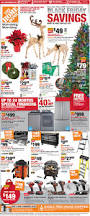 what artificial christmas tree was black friday deal at home depot home depot black friday ad 2016