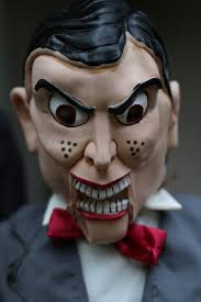nixon halloween mask back on festive road happy halloween
