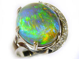 opal stones rings images The best opal engagement ring ideas from opal auctions jpg