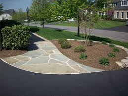 Pictures Of Stone Walkways by Dry Laid Stone Verses Wet Laid Stone Main Street Landscape