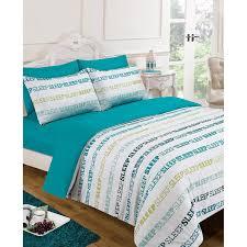 sleep complete single duvet set contains 1 x single duvet cover