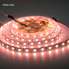 led ceiling strip lights aliexpress com buy double color led strip light 5m dc12v smd5050