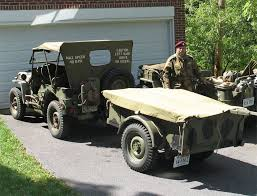 bantam jeep for sale bantam bt3 c trailer restoration by hanson mechanical located in