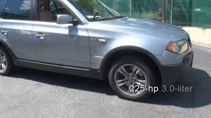2004 bmw x3 3 0i 6 speed manual stock 2253 youtube