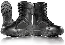 s army boots australia smith and wesson sw18 tactical boots with side zip black