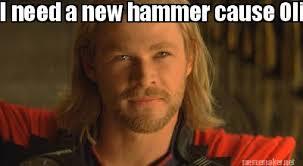 Thor Birthday Meme - meme maker ill have all the granola cake happy birthday