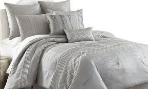 Light Comforters Bedroom Comforter Plain Gray Black And Grey Light Sets The