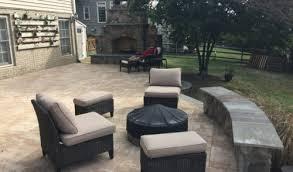 paver patios u0026 walkways american exteriors u0026 masonry