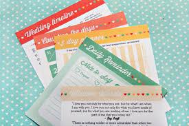 Wedding Planner Calendar Wedding Countdown Calendar Printable Printable Online Calendar