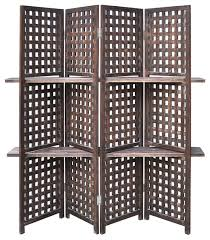 fabulous lattice room divider 16 contemporary room dividers