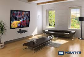 amazon com mount it mi 801 floating wall mounted shelf bracket