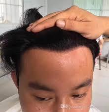 invisible hair muhuotu hair factory human hair for temple headline