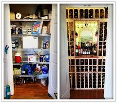 build your own refrigerated wine cabinet creative places for wine cellars and racks in your home