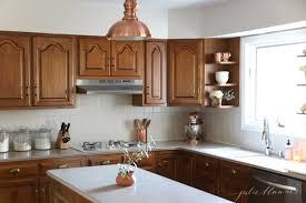 what color hardwood goes with honey oak cabinets kitchen paint colors that go with oak cabinets julie blanner