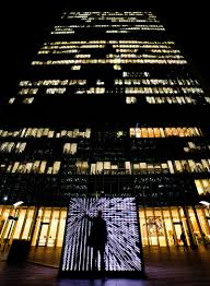 brighten up your january at canary wharf u0027s winter lights exhibition