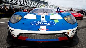 Ford Racing Flag This Great Racing Photobomb Was From The Most Intense Le Mans