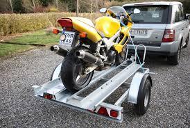 motocross bike trailer motorbike trailers new west wood ifor williams motorbike trailers