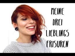 Bob Frisuren Stylen by 3 Frisuren Für Kurzes Mittellanges Haare Styling In 1 2 Minuten