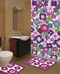Bloody Shower Curtain And Bath Mat Home Depot Bathrooms Ideas Creative Bathroom Decoration Doorje