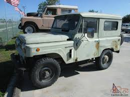 1980 nissan patrol nissan patrol