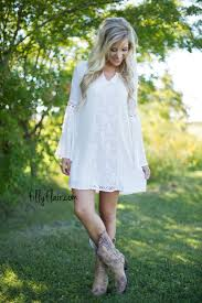 womens boots to wear with dresses best 25 dresses with cowboy boots ideas on country