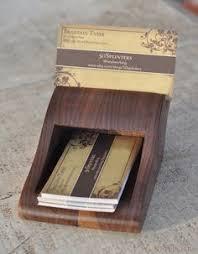 Card Holder Business Custom Driftwood Planter U0026 Business Card Holder Love This