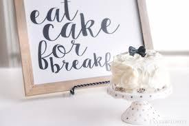 easy mini cake idea tutorial fantabulosity