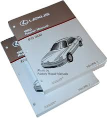 28 95 lexus es300 car manual 58838 2000 lexus es 300 owners