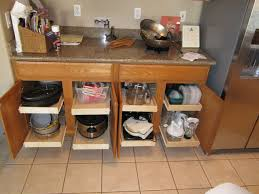 Pull Out Kitchen Cabinets Three Benefits Of Having Pull Out Shelves In Your Kitchen