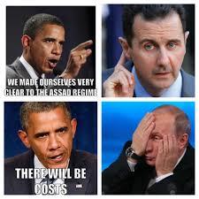 Obama Putin Meme - obama s foreign policy politicalmemes com