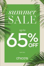 chicos sale event chicos promo summer sale up to 65 lacenterra at cinco ranch