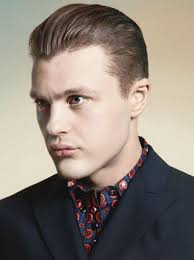 men hair styles in 30 s mens slick back hairstyle