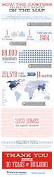Put On The Map Map U2013 Infographic List