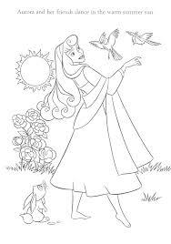 aurora disney princess coloring pages download print free