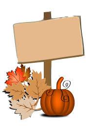 wood sign pumpkin halloween clip art at clker com vector clip