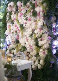luxurious garden wedding with pink accents elegantwedding ca