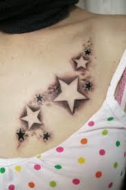 pu13maxy13 star tattoo on elbow