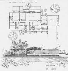 house plans with floor plans eichler floor plans fairhills eichlersocaleichlersocal
