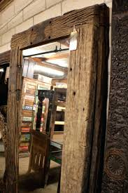Old Wood Wall Wall Ideas Rustic Wood Framed Wall Mirrors Rustic Wall Mirror