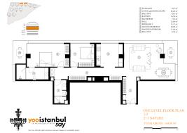 Icon Condo Floor Plan by Yooistanbul