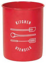 Rooster Utensil Holder Amazon Com Now Designs Utensil Crock Ivory Kitchen U0026 Dining