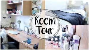 Text Room Room Tour 2016 University Dorm Edition Youtube