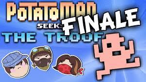 Seeking Finale Potatoman Seeks The Troof Finale Steam