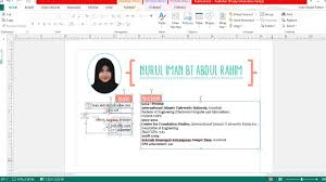 Envelope For Resume My Peach Resume Iman Abdul Rahim