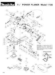 Kohler Kitchen Faucet Parts Diagram by Buy Makita 1100 3 1 4 U201d Planer Replacement Tool Parts Makita 1100