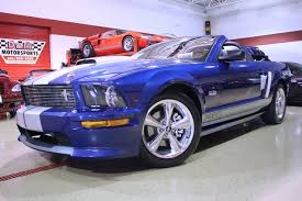 2008 mustang used 2008 ford mustang gt premium stock m4477 for sale near glen