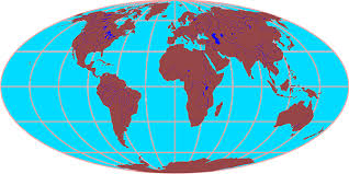what is a map projection 2 a introduction to maps