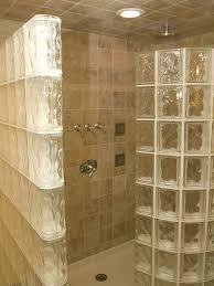 glass block bathroom ideas glass block showers glass block shower bathroom decor