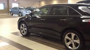 2013 toyota le v6 2012 toyota venza v6 awd xle black walk around test drive